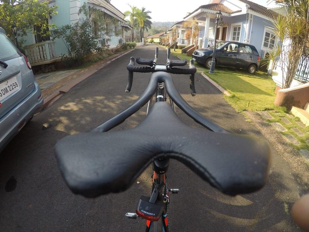 Reviews – Infinity Bike Seat