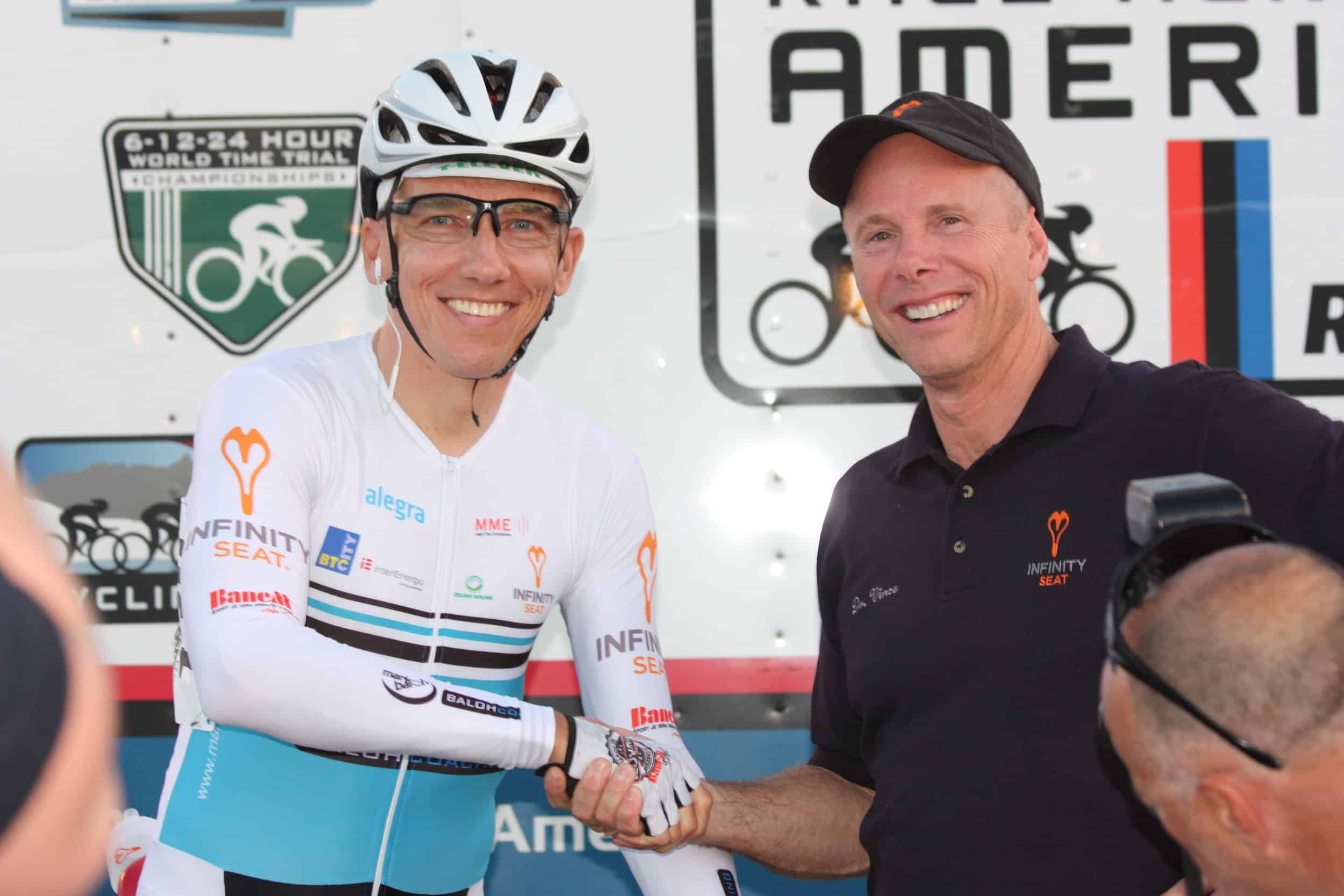 Press Release – The Road to RAW and RAAM